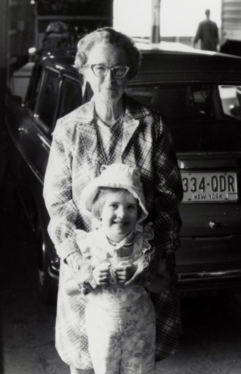 Mister Rogers' mother, Nancy