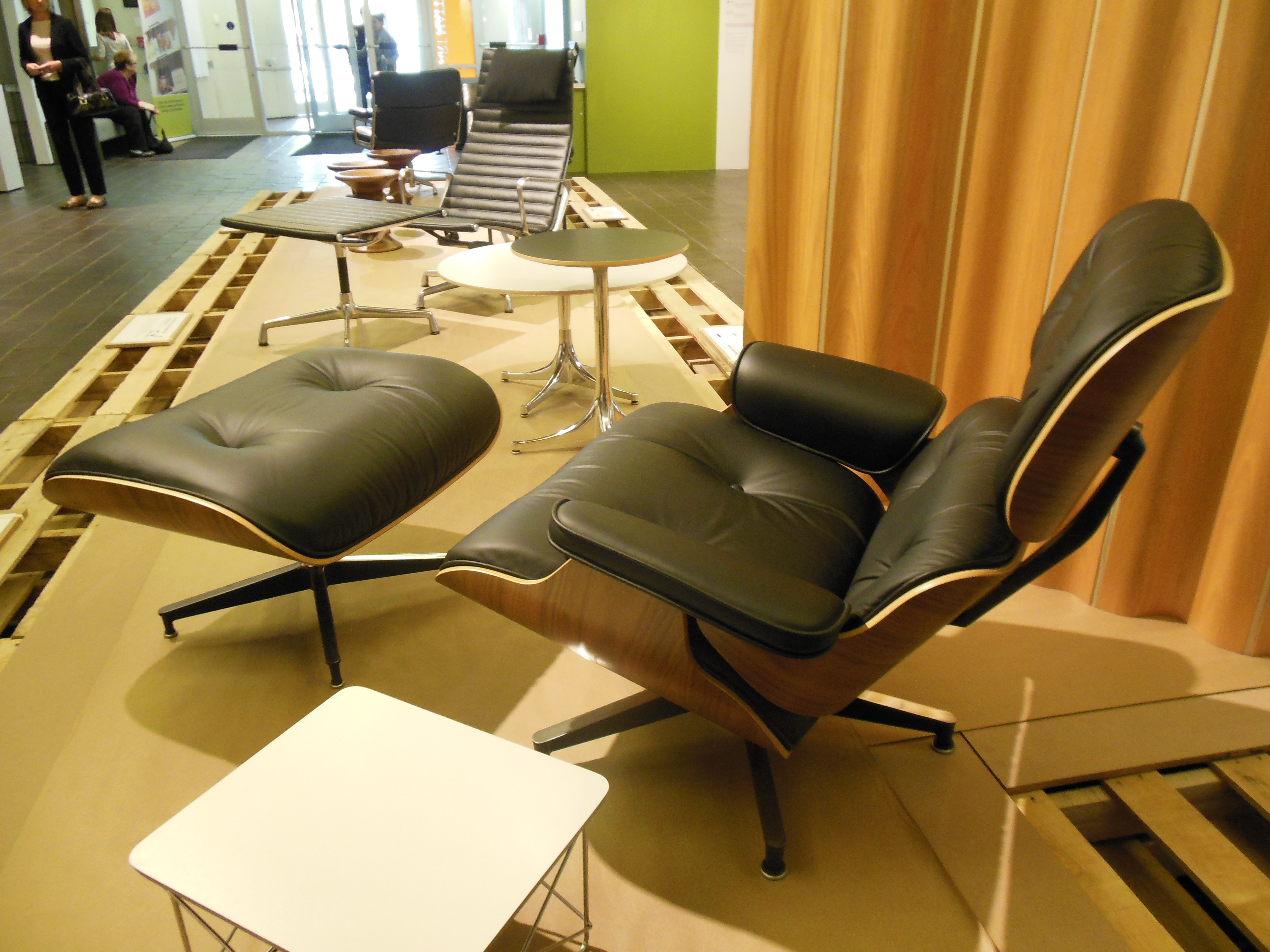 My House Of Cards Would Have Loewy Tiles An Eames