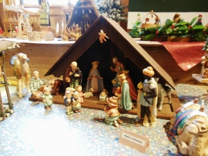 Hummel nativity, Historic Kirtland
