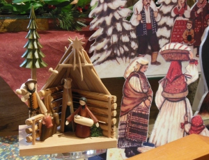 Nativities on display at Historic Kirtland