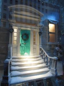 Tiffany & Co. holiday window