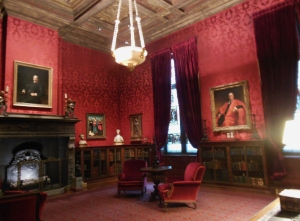 The West Room of Pierpont Morgan's original library