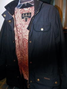 My Barbour Morris Utility Jacket