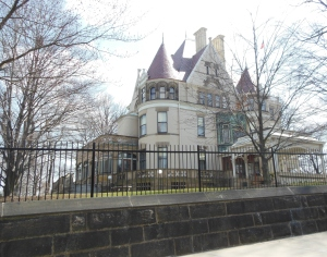 Henry Clay Frick's home, Clayton, Pittsburgh