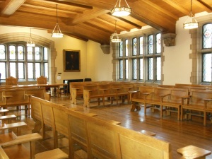 English Room, Cathedral of Learning
