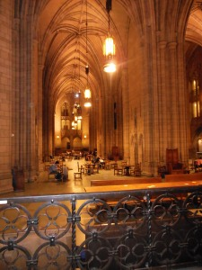 Commons Room, Cathedral of Learning