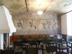 Swedish Room, Cathedral of Learning