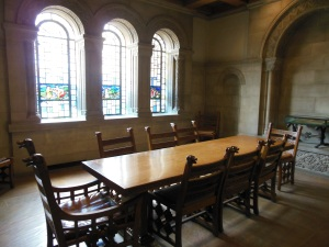 Irish Nationality Room, Cathedral of Learning
