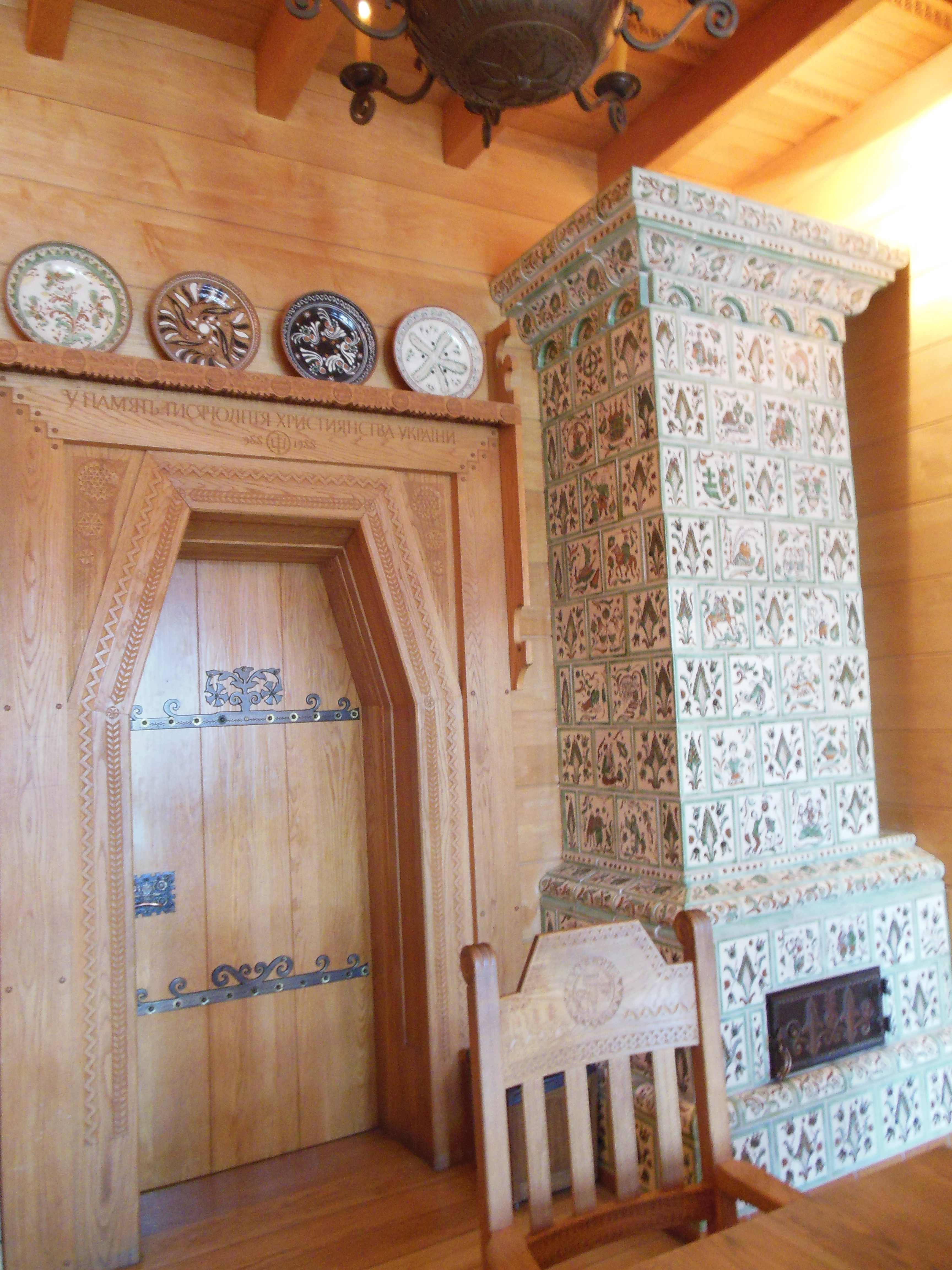 Wander Through The Nationality Rooms At The University Of
