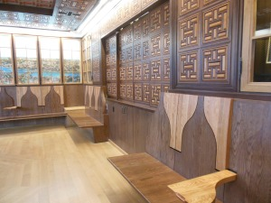 Turkish Nationality Room, Cathedral of Learning