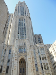 The Cathedral of Learning, Pittsburgh