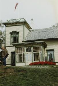 Edvard Grieg's Troldhaugen, Bergen, Norway