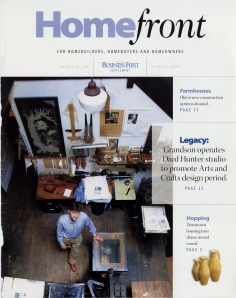 August 22, 2003 issue of Business First's HomeFront