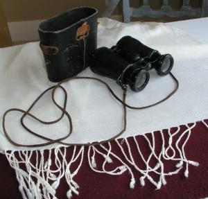 Grandpa's binoculars