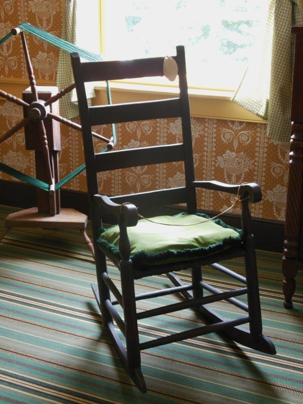garden rocking chair plans