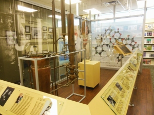 The George Rieveschl, Jr. History of Pharmaceutical Chemistry Exhibit, Lloyd Library