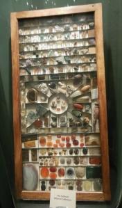 Joseph Sullivant's cabinet of minerals, Ohio Historical Society, N 5551