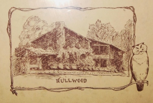 Printed ephemera from Aullwood