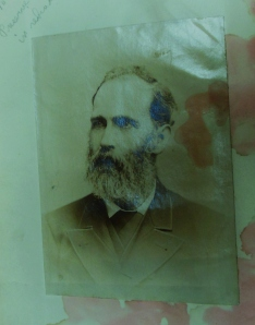 Photograph of John Maynard Wheaton, ca. 1882, in his Report on the Birds of Ohio, Ohio Historical Society Archives/Library