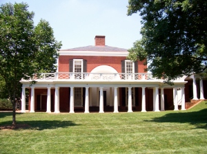 Pavilion IX, University of Virginia
