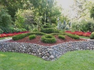 Victorian Garden, Wegerzyn Gardens MetroPark