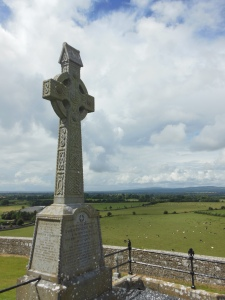 View from the Rock of Cashel, Ireland