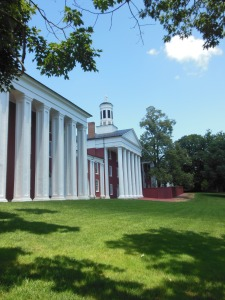 The Colonnade, Washington and Lee University