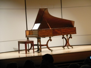 Washington and Lee University's Clementi piano