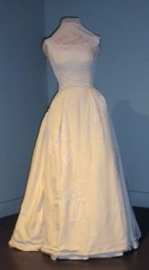 Jacquelyn Mayer's Miss America gown
