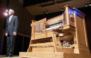 Richard Elliott at Mees Hall