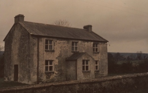 Where John Corcoran attended school, Curraghroe
