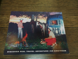 """Discover Real Travel Adventure - Go Airstream,"" PA 799 2, Ohio Historical Society Archives/Library"