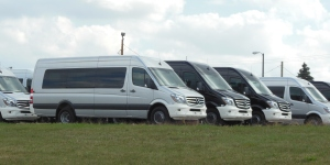 Airstream Interstate Touring Coaches