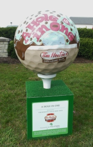 A Hole in One, Tim Hortons Cafe & Bake Shop