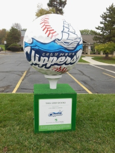 """This Ship Rocks,"" Columbus Clippers"