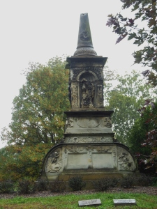 Gano family monument, Spring Grove Cemetery