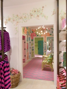 Lilly Pulitzer store, Kenwood Towne Center, Cincinnati