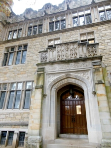 Samuel Mather Hall, Kenyon College