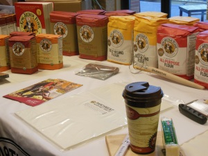 King Arthur Flour Traveling Baking Demo, Akron, Ohio