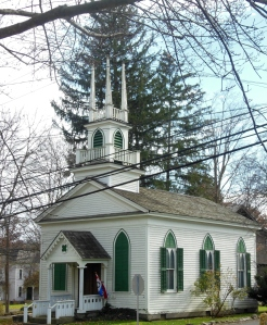 Bronson Memorial Church, Peninsula