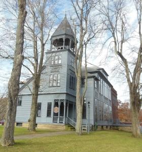 Boston Township Hall