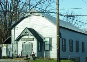 G.A.R. Hall, Peninsula