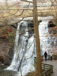 Brandywine Falls, Peninsula