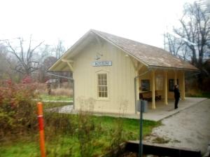 Botzum Station, Cuyahoga Valley Scenic Railroad