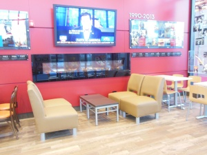 Wendy's community room