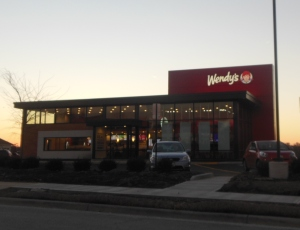 Wendy's flagship restaurant, Dublin, Ohio