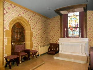 Terce Chapel, St. Joseph Cathedral
