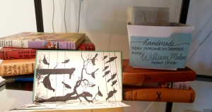 Bill Mahon's handmade paper note cards, for sale at Igloo Letterpress