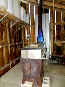 Sugar shack, Shepherd's Corner, Blacklick