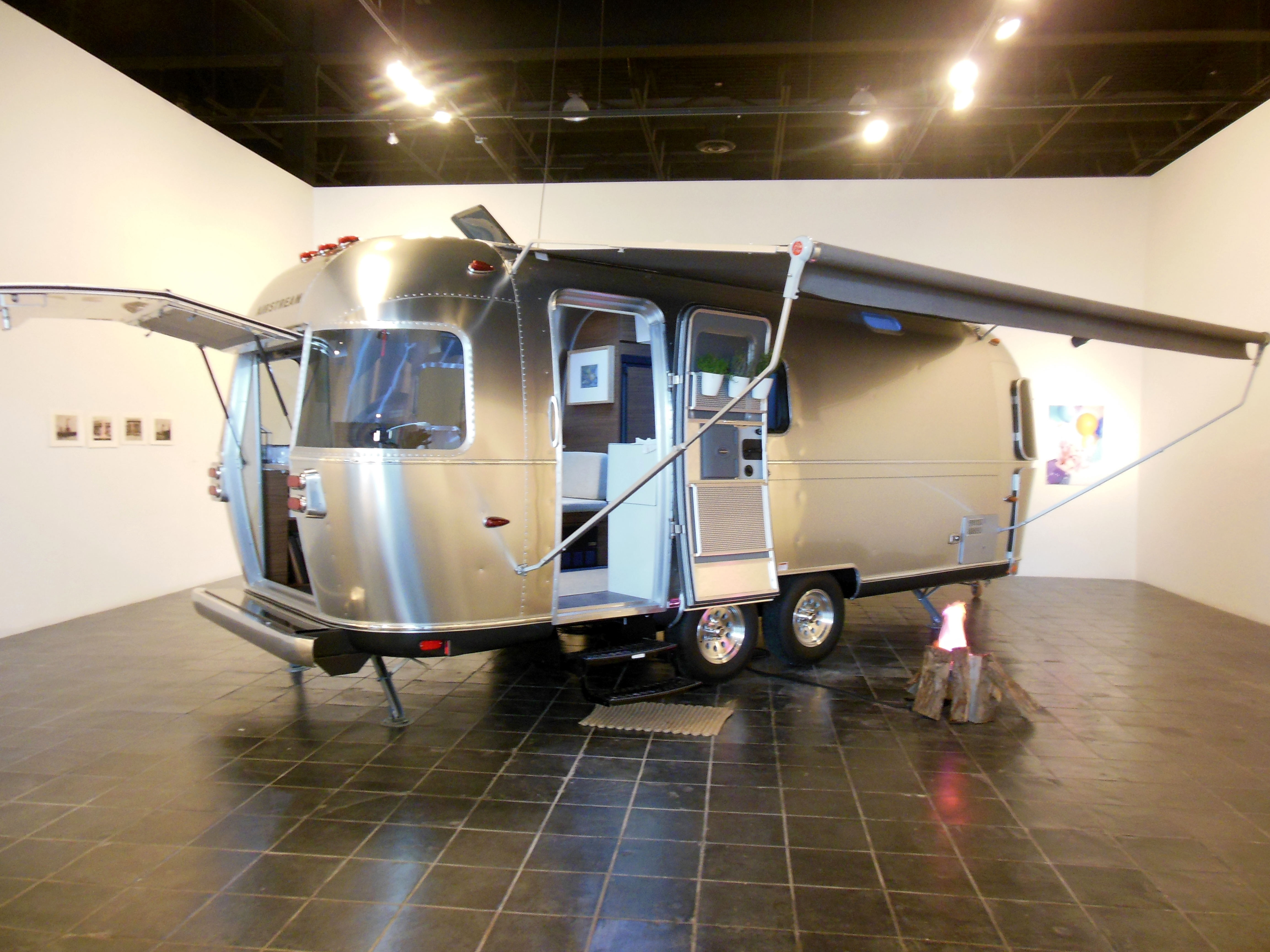 "Airstream Design Hit The Road In Your Airstream To See The ""Pursuit"" Prototype ."